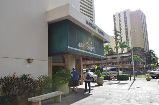 Picture of Aston Waikiki Sunset Hotel