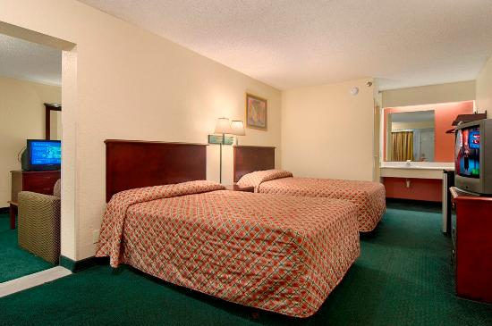Red Roof Inn Kissimmee - Lake Buena Vista South: Standard King