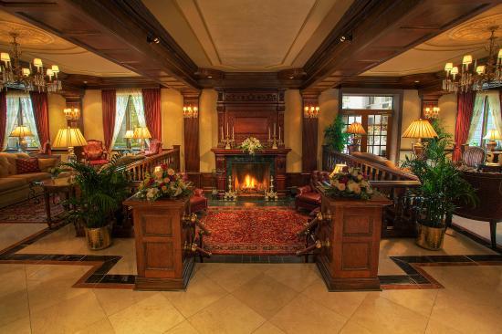 Morristown, Nueva Jersey: Lobby