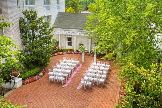 Morristown, Nueva Jersey: Lobby Courtyard