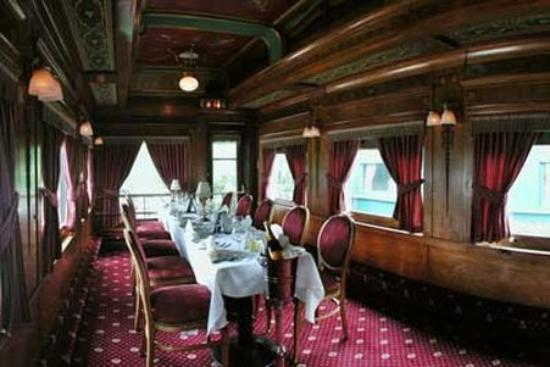 Morristown, Nueva Jersey: The Parlour Cars at Rod's