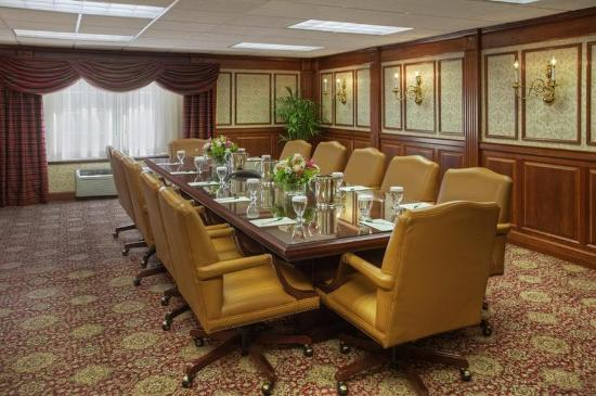Morristown, Nueva Jersey: The Keller Boardroom