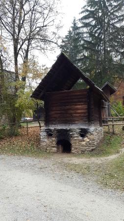 Grossgmain, Austria: Крестьянский дом