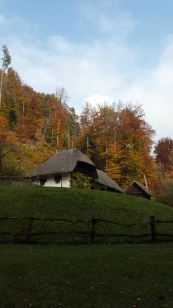 Grossgmain, Austria: Осень в музее