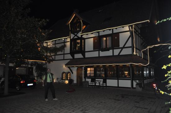 Hotel Stadt Breisach Restaurant