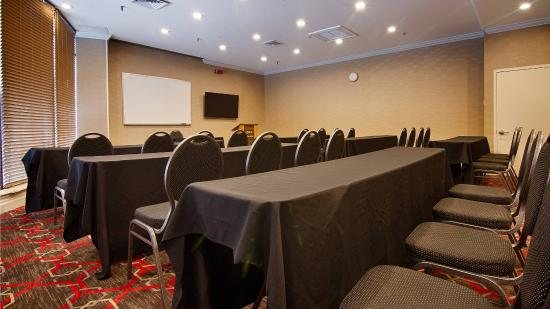 Adria Hotel And Conference Center: Ballroom Corporate Annex Set Up Adria
