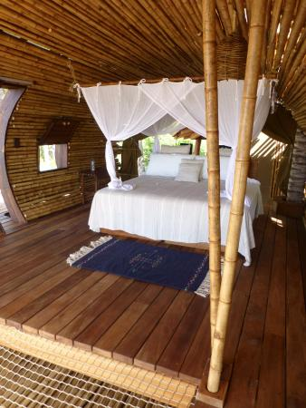 Playa Viva: Tree House bedroom