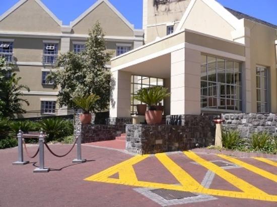 City Lodge Hotel V&A Waterfront: 入り口