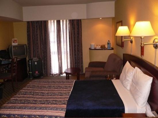 City Lodge Hotel V&A Waterfront: 部屋