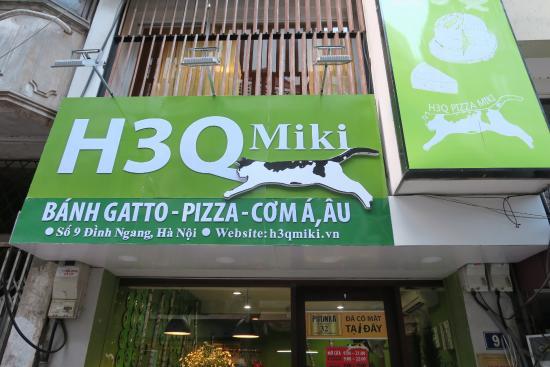 H3Q Pizza Miki