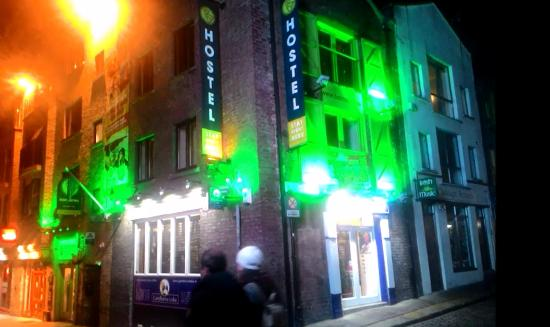 Barnacles Hostel Temple Bar: Barnacles Hostel Dublin