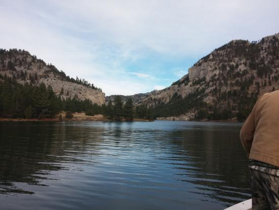 Hauser Lake, Gates of the Mountains