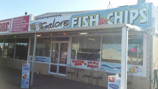 Galore Fish And Chips