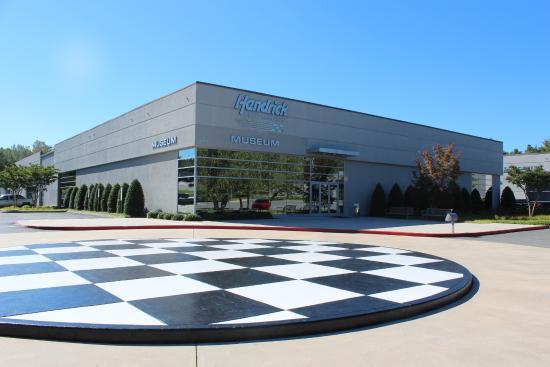 Le Mus Foto Di Hendrick Motorsports Complex Charlotte