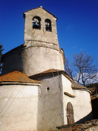 L'Orri de Planes : Iglesia