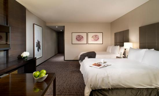 The Hazelton Hotel: Luxury Room - 2 Queen Beds