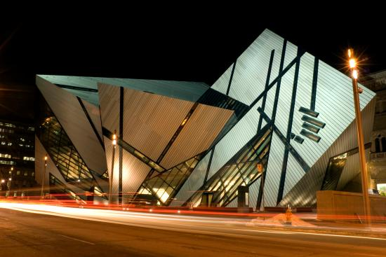 The Hazelton Hotel: Royal Ontario Museum