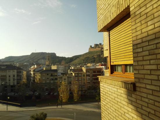 Hotel Vianetto : Vistas desde una de las dos ventanas de la habitación
