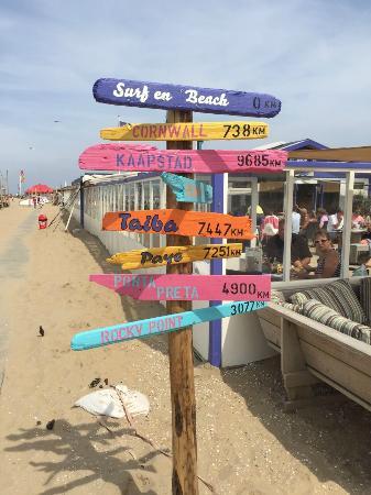 Surf en Beach Strandpaviljoen