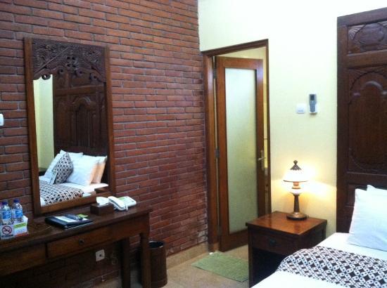 Hotel Rumput Resort & Resto: Kamar