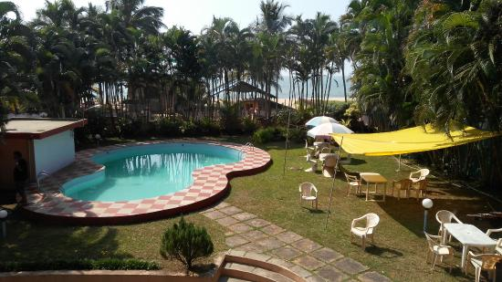 Mangalore Beach Resort View From Room Window