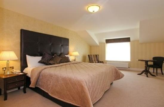 The Ardilaun Hotel: Deluxe Double Room