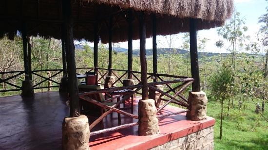Maralal, Kenya: Private Terrace Room 1