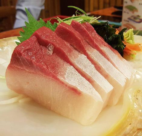 Uomasa: ปลาสดๆ
