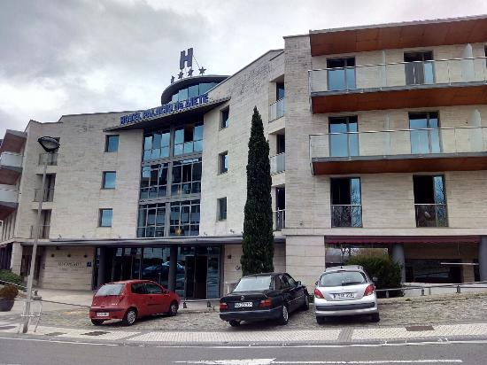 hotel palacio aiete:
