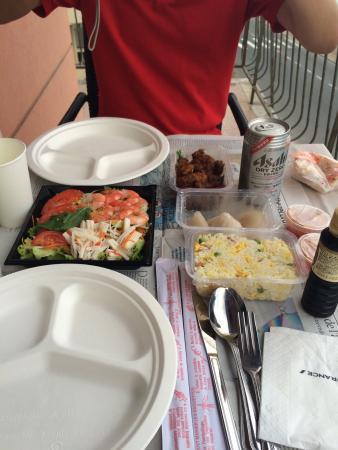 Le Bayon Fast-Food