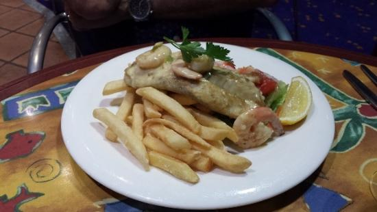 Clearwater Cafe: Casual type meals