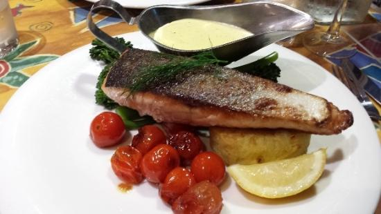 Clearwater Cafe: Salmon