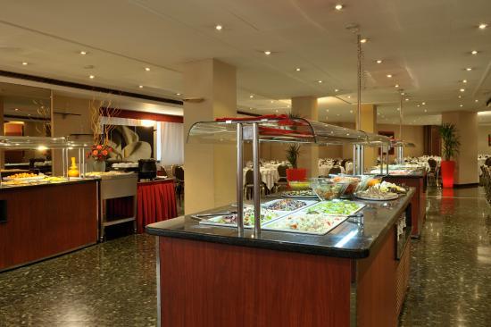 Hotel Comtes D'Urgell Restaurant