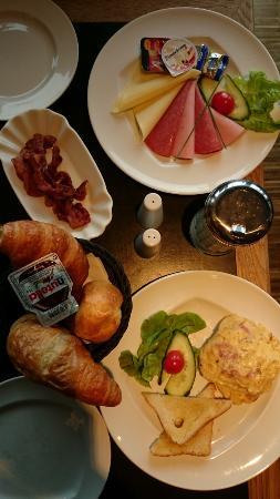 Frühstück In Der Rohmühle Bild Von Rohmühle Bonn Tripadvisor