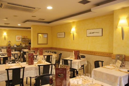 Hotel Oriol Restaurant