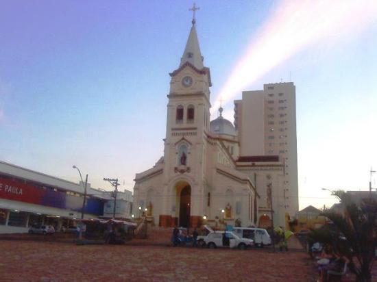 Nossa Senhora do Carmo Cathedral