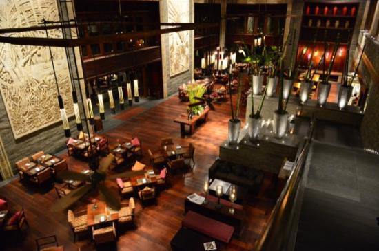 Pan Pacific Nirwana Bali Resort: ห้องอาหาร