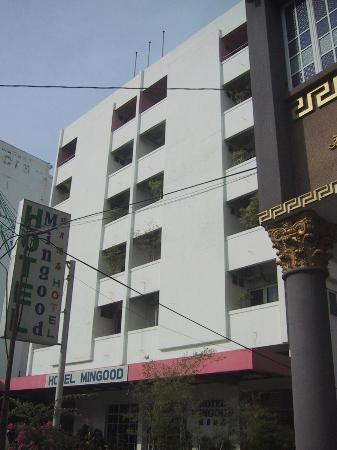 Hotel Mingood: ホテル外観