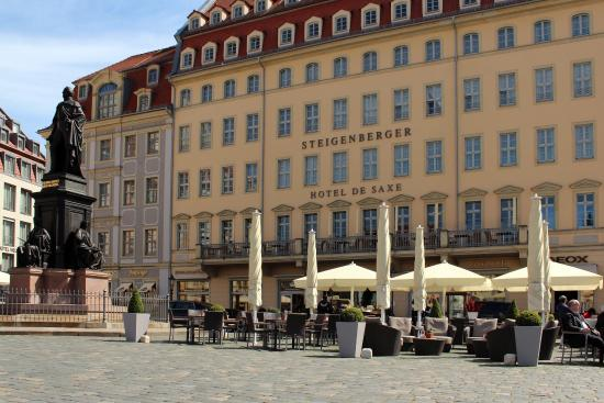 Photo of Steigenberger Hotel de Saxe Dresden