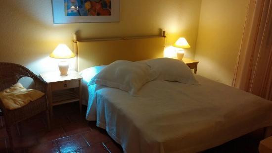 Villa Rosalva: Camera da letto romantica