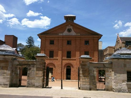‪Hyde Park Barracks Museum‬