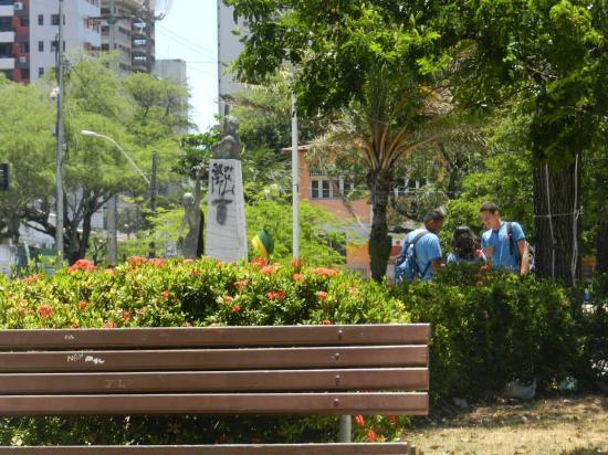 Praça Pedro Velho