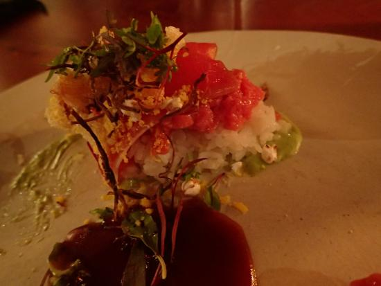 Tokara Restaurant: starter