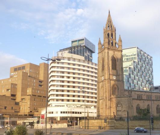Mercure Liverpool Atlantic Tower Hotel Tripadvisor