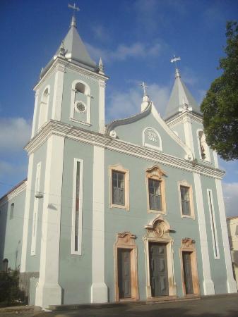 Nossa Senhora das Gracas Church: Fachada da Catedral (Photo by Rafael Nolêto)