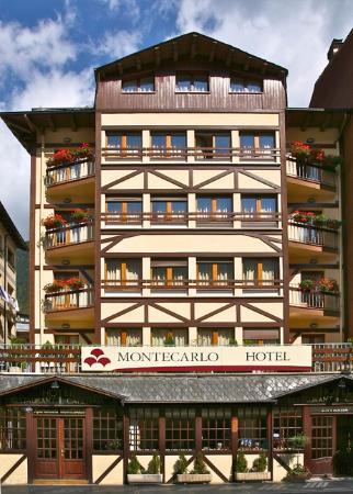 Hotel Montecarlo Restaurant