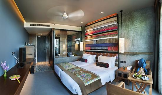 Nook Dee Boutique Resort By Andacura Superior Sea View Room