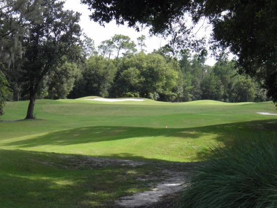 River Bend Golf Club: River Bend Golf Course, Ormond Beach, Florida