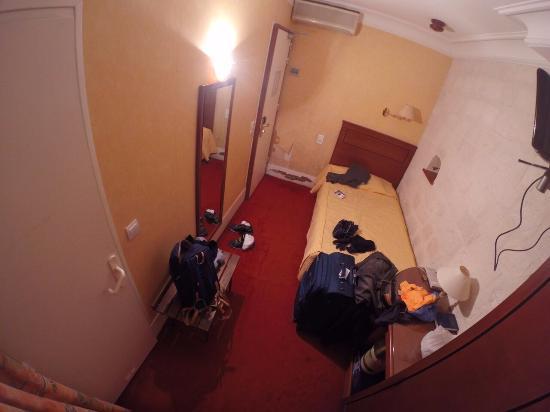 Prince Hotel: Quarto individual