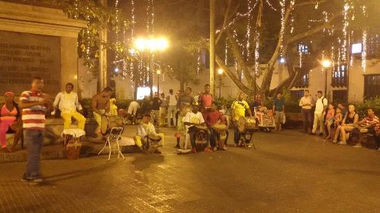opiniones escoltas baile en Cartagena